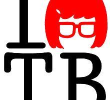 I Love Tina by designsbymegan