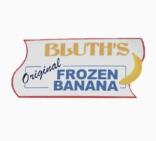 Bluth's frozen banana stand by meganglandau