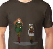 Elves and Dwarves Unisex T-Shirt