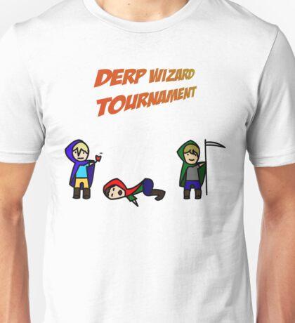 Derp Wizard Tournament - The Shirt Unisex T-Shirt