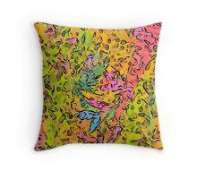 Tropicana Journey II Throw Pillow