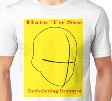 Men's earth T-Shirt Unisex T-Shirt