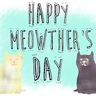 Happy Meowther's Day by theallegra