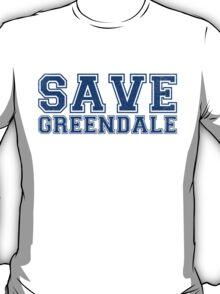 Save Greendale T-Shirt