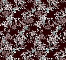 Pattern : Blossom 3D by ramanandr