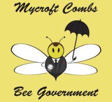 Mycroft Combs, Bee Government Baby Tee