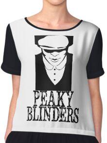 The Peaky Blinders Chiffon Top