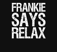 frankie-says-relax-white Unisex T-Shirt