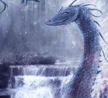Ice Dragons Sticker