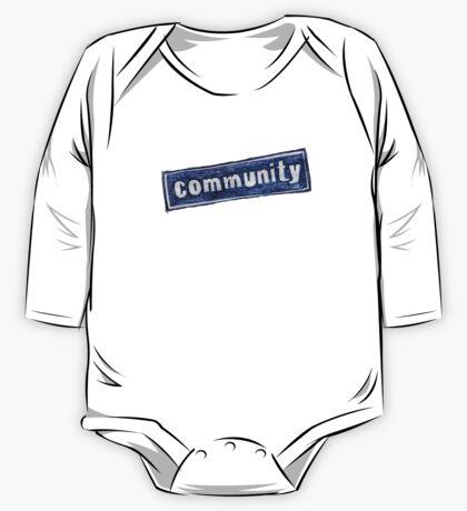 Community Logo One Piece - Long Sleeve