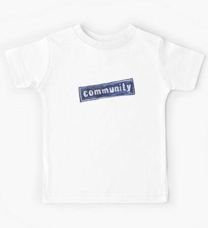 Community Logo Kids Tee