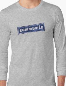 Community Logo Long Sleeve T-Shirt