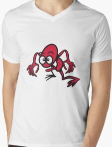 Monster scare halloween horror Mens V-Neck T-Shirt