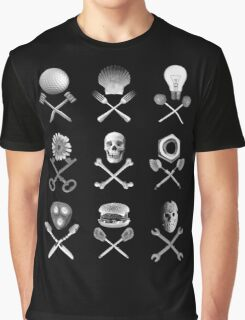 Existential Pirate T 2 Graphic T-Shirt
