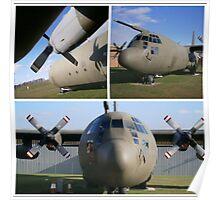 Hercules Bomber - Aeroplane Poster