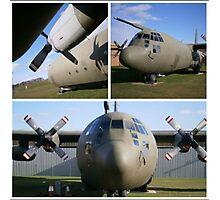 Hercules Bomber - Aeroplane Photographic Print