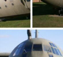 Hercules Bomber - Aeroplane Sticker