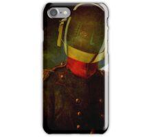 Daft  vintage iPhone Case/Skin