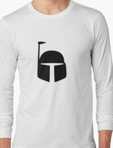 Boba Fett - Black Long Sleeve T-Shirt