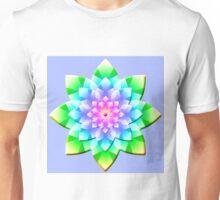 Blossom Mandala Unisex T-Shirt