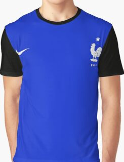 Euro 2016 Football - france Graphic T-Shirt