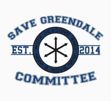 Save Greendale Committee Kids Clothes