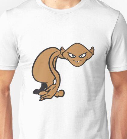 Evil halloween Monster vampire Unisex T-Shirt