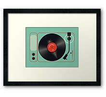 "The Song That Goes ""Na Na Nana"" Framed Print"