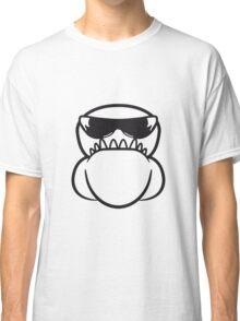 Monster evil Halloween sunglasses Classic T-Shirt
