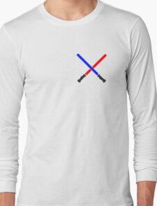 Lightsaber Battle Long Sleeve T-Shirt