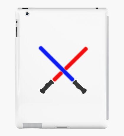 Lightsaber Battle iPad Case/Skin