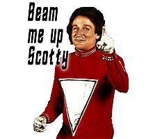 1 to Beam up Scotty Photographic Print