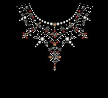 Pattern : Necklace 2 by ramanandr