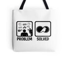 Funny Bird Watching Problem Solved Tote Bag