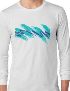 90's Jazz Cup Solo Cup Long Sleeve T-Shirt