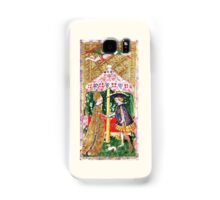 Tarot Card - Love/Swords (17th Century) Samsung Galaxy Case/Skin