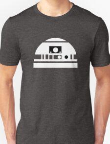 R2-D2 - White Unisex T-Shirt