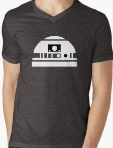 R2-D2 - White Mens V-Neck T-Shirt