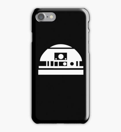 R2-D2 - White iPhone Case/Skin