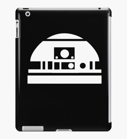 R2-D2 - White iPad Case/Skin