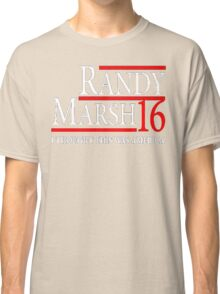 RANDY MARSH 16 - I THOUGHT THIS WAS AMERICA! Classic T-Shirt