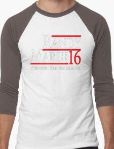RANDY MARSH 16 - I THOUGHT THIS WAS AMERICA! Men's Baseball ¾ T-Shirt