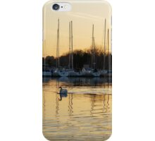 Golden Ripples and Reflections iPhone Case/Skin