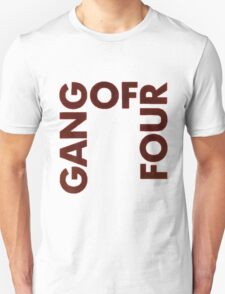Gang of Four - Damaged Goods Unisex T-Shirt