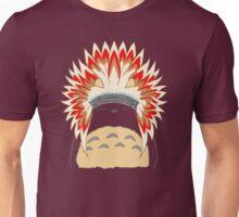 Native Totoro Unisex T-Shirt