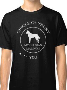 Funny Belgian Malinois Dog Classic T-Shirt