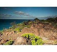 Double Island Point Headland Photographic Print