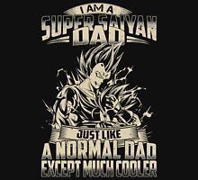 Super Saiyan Vegeta And Trunks Father And Son - RB00460 Unisex T-Shirt