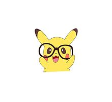 Pikachu glasses  by Cedy1994