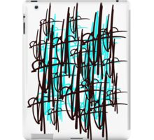 Scribe Signature iPad Case/Skin